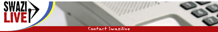 Contact Swazilive