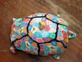 Swazi Candle - Tortoise
