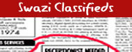 Swaziland Classifieds