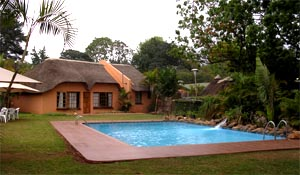 Timbali Lodge Pool