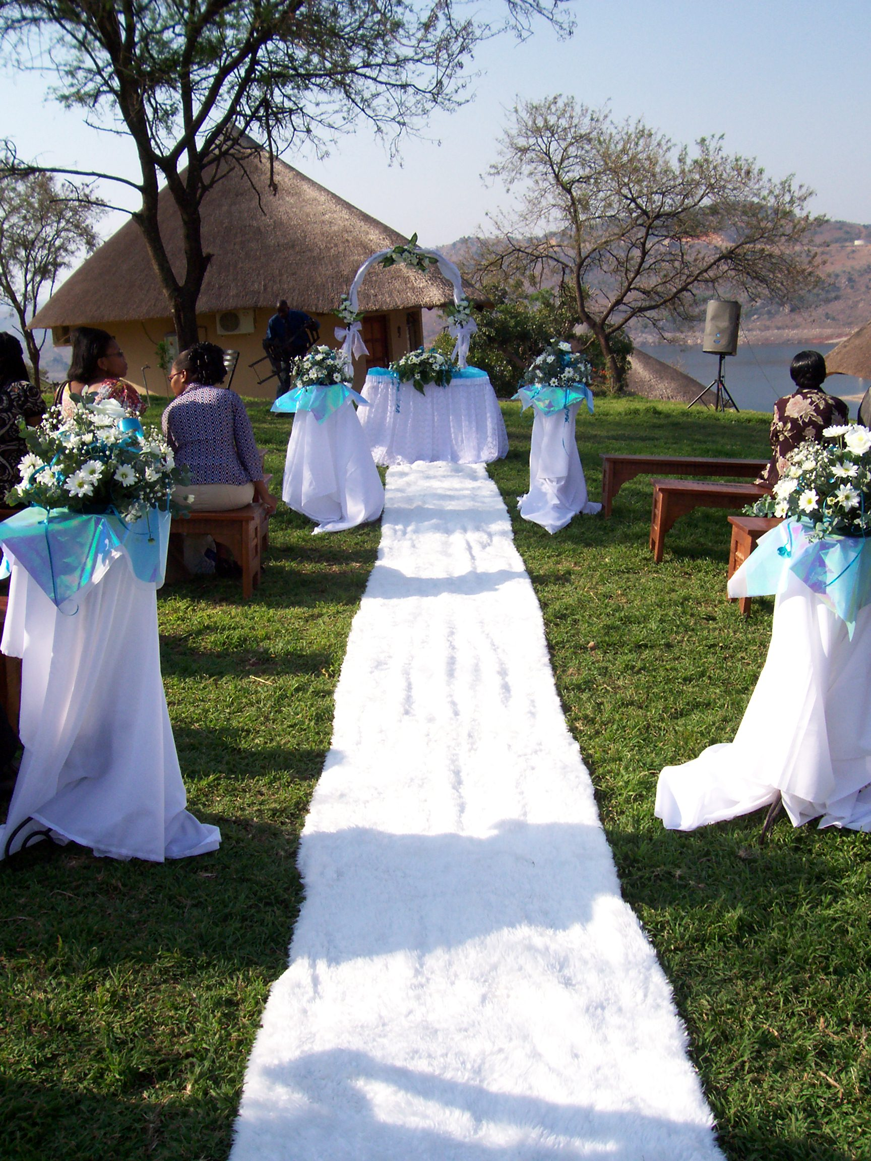 Wedding at Maguga Lodge in Swaziland